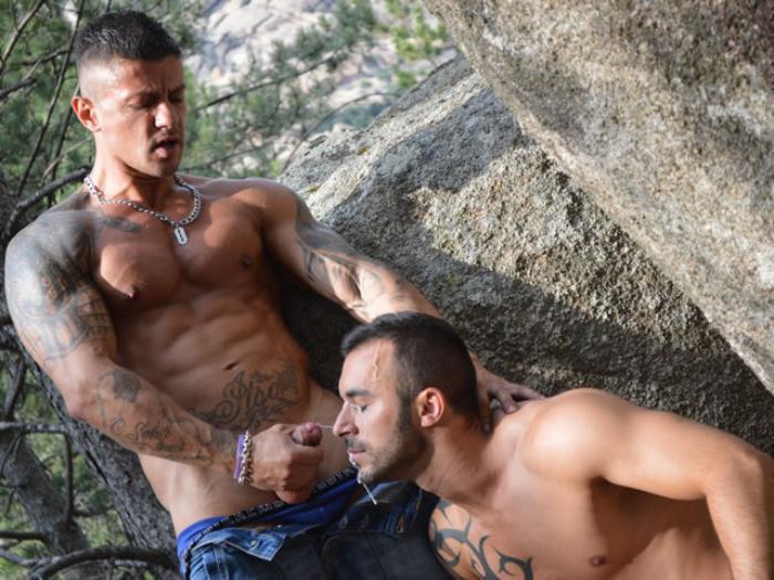 StagHomme - Goran & Xavi - Into The Woods