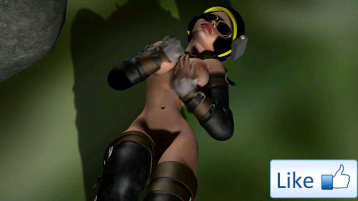 3D 5499 Womb Raider Skyfall