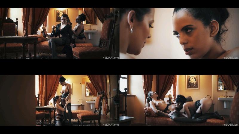 Katrina Moreno & Verona Sky - Boudoir - Sex Art - FullHD 1080p