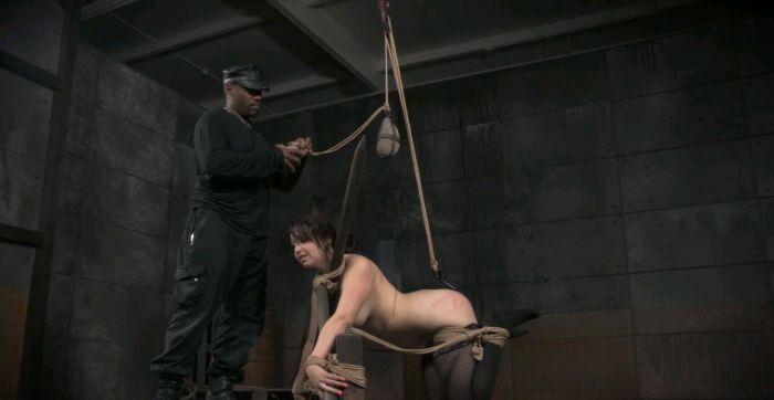 Brunette wifey handjob