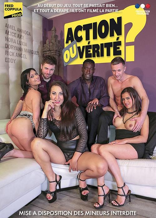 Action Ou Verite - Action Ou Verite [Fred Coppula Prod / Dorcelvision / Year 2016]