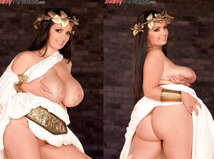 Arianna Sinn - Busty Goddess Of Big Tits - HD 720p