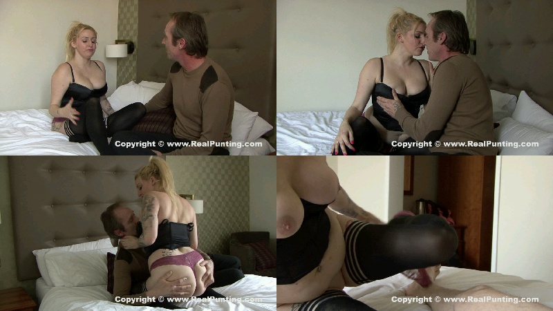 Amateurs - Lou of Basingstoke, Part 1 - RealPunting - HD 720p