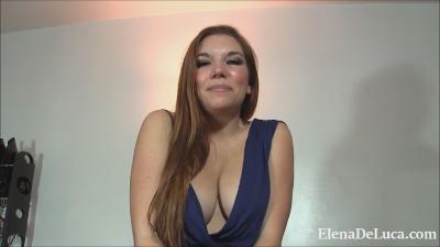 Elena De Luca Fetish and POV – Post Orgasm Torture: January Jerk-Off Day 22