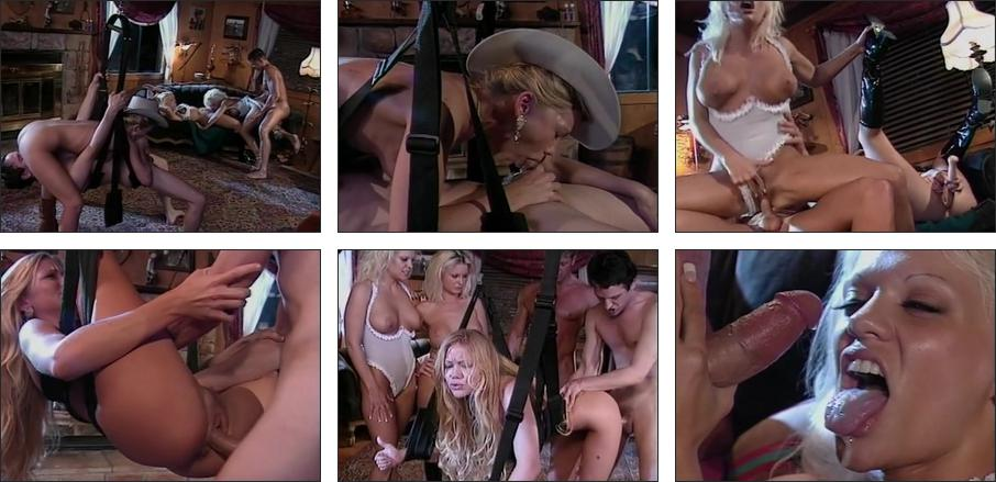 Julie Meadows Aka Filthy Whore, Scene 4