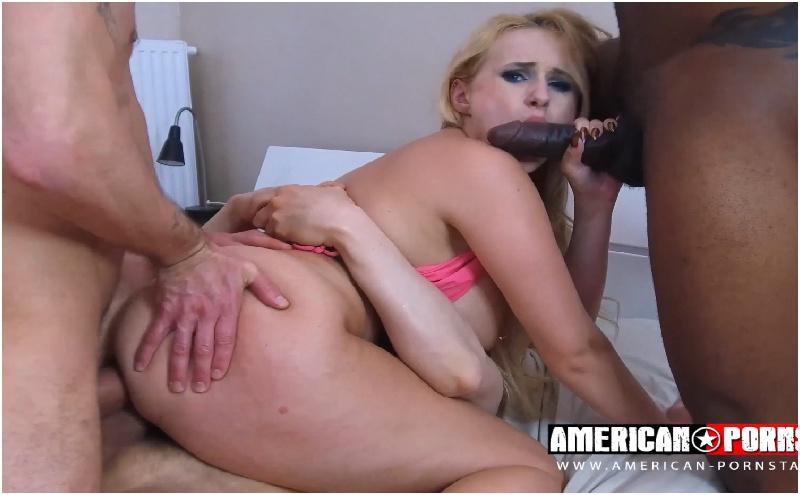 Angel Wicky - Angel Wicky Wild DP - American Pornstar - FullHD 1080p