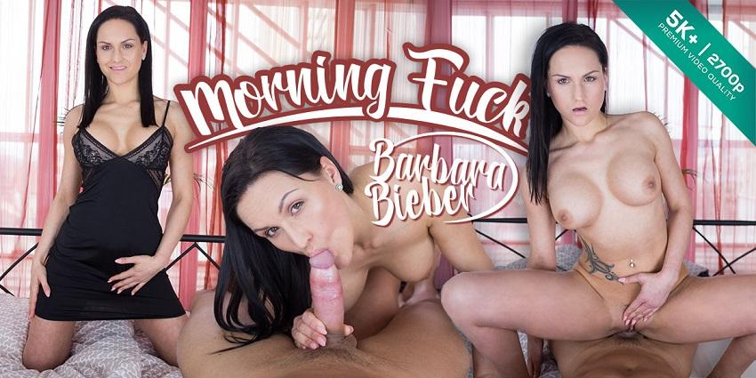 Morning Fuck, Barbara Bieber, Mar 4, 2018, 5k 3d vr porno, HQ 2700p