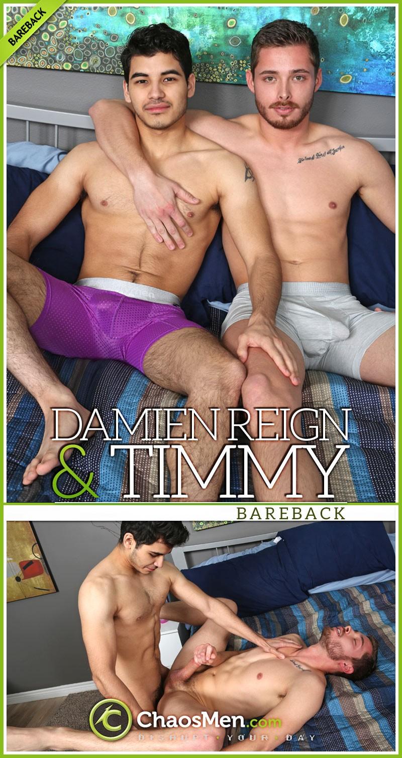 ChaosMen - Damien Reign & Timmy - RAW