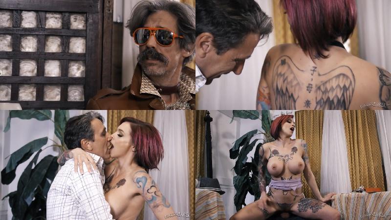 Anna Bell Peaks - Dirty Grandpa Part 3 - Burning Angel - HD 720p