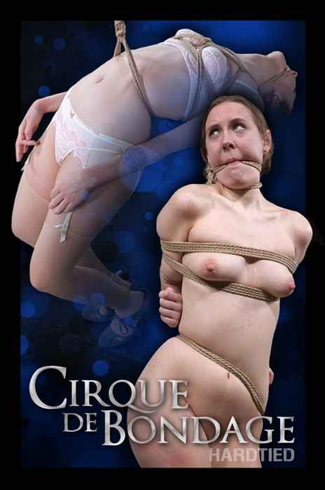 BDSM - Sierra Cirque - Cirque de Bondage [HardTied.com / HD 720p]