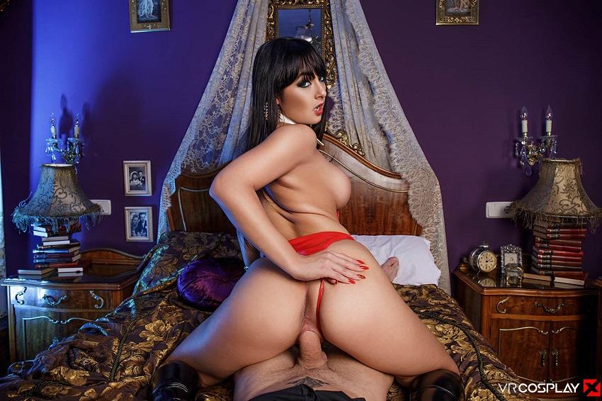 Vampirella A XXX Parody, Alba De Silva, Oct 13, 2017, 3d vr porno, HQ 1920