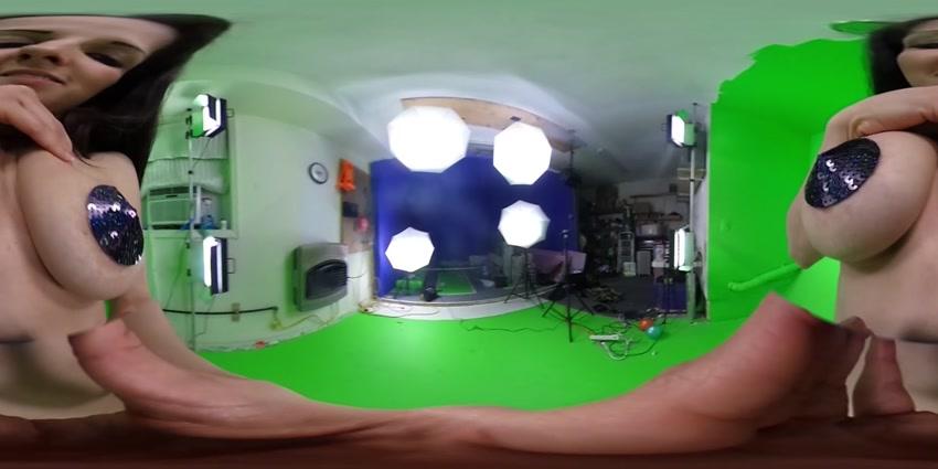 Hannah Studio Intruder 360 VR, 2016-06-07, 3d vr porno, HD 960p