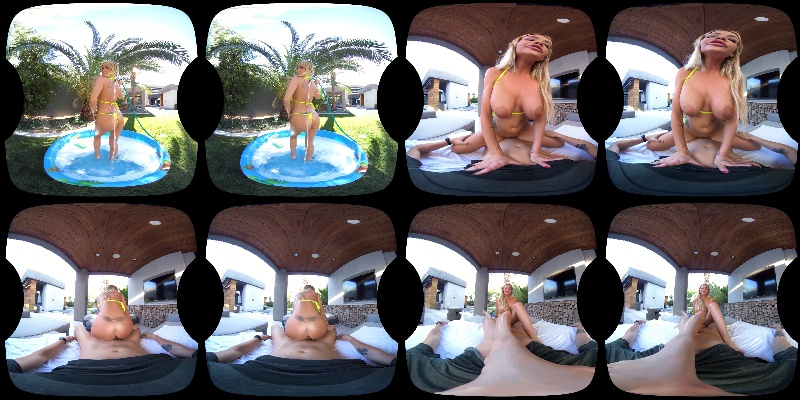 Rachele Richey - After School - VR - Naughty America VR
