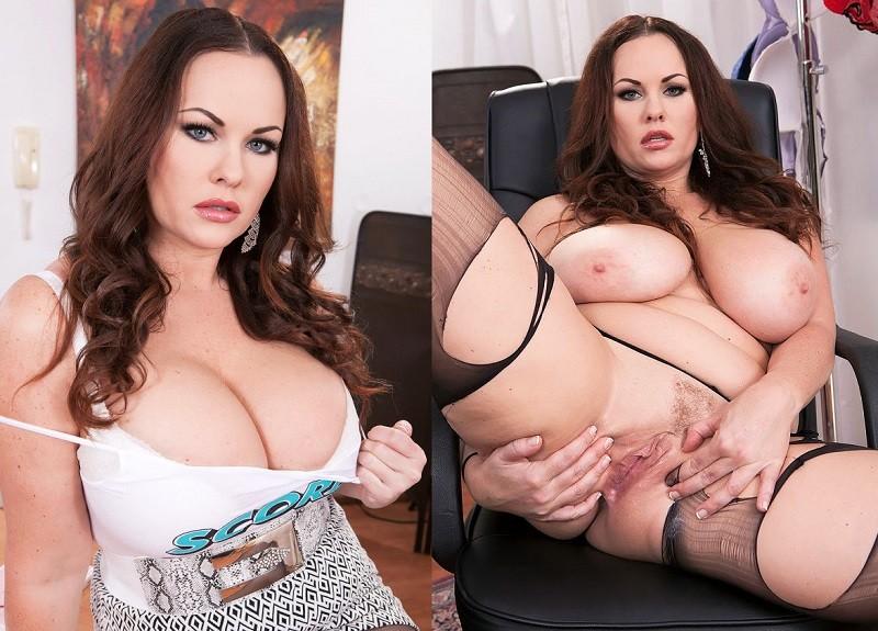 Ellis Rose - Ellis Finds A Bra That Fits Her Big Tits - FullHD 1080p