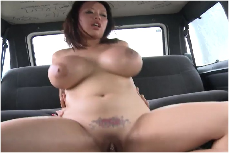 Tigerr Benson - Tigerr Boobs - Fuckin Van