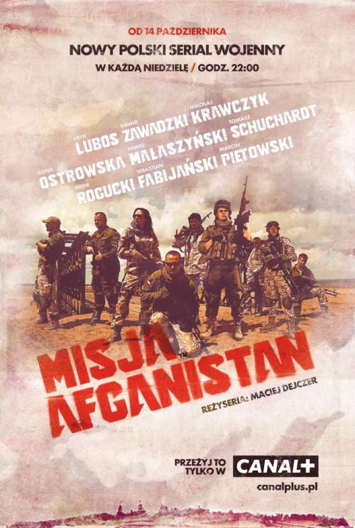 Misja Afganistan (2012) [Sezon.1].PL.1080p.HDTV.AC3.x264 / polska produkcja