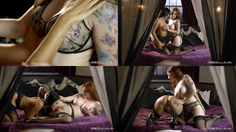 Zara Durose, Ania Kinski - Lesbian Moment - Dorcel Club - FullHD 1080p
