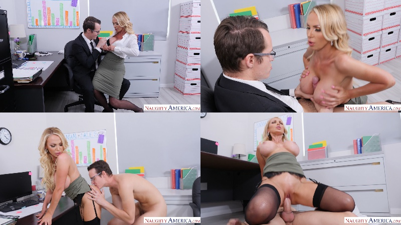 Nikki Benz - Naughty Office - FullHD 1080p