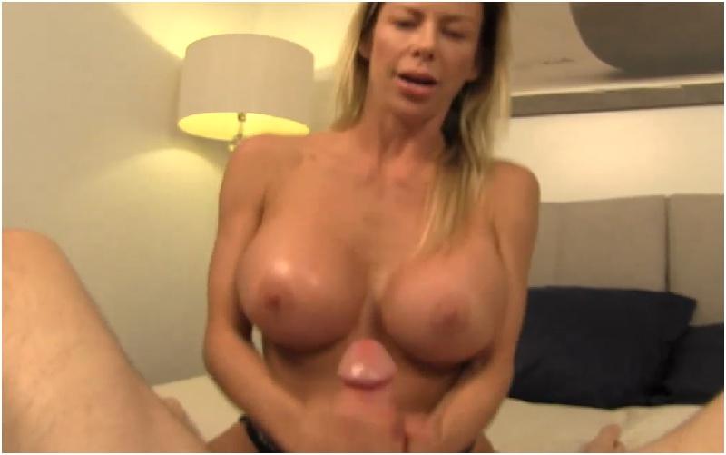 Alexis Fawx - Pegged by Step Mom with her black dildo - Taboo POV - HD 720p