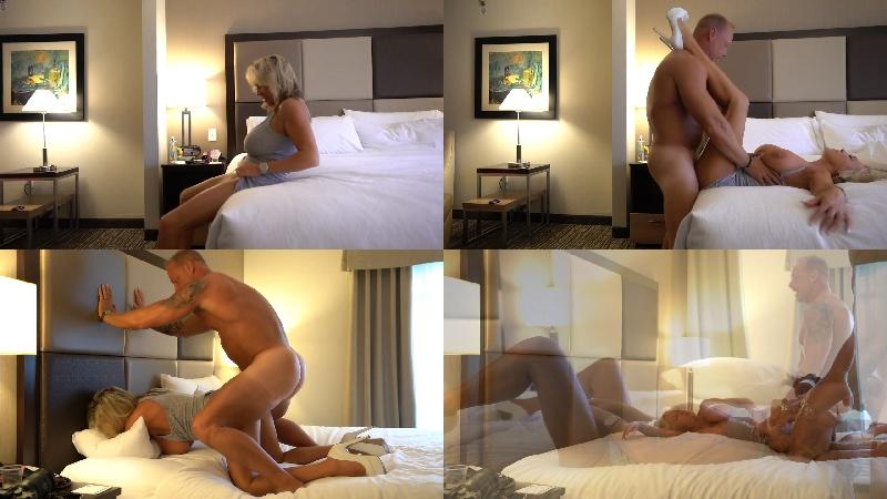 Sandra Otterson - Hotel Romp - WifeyWorld - HD 720p