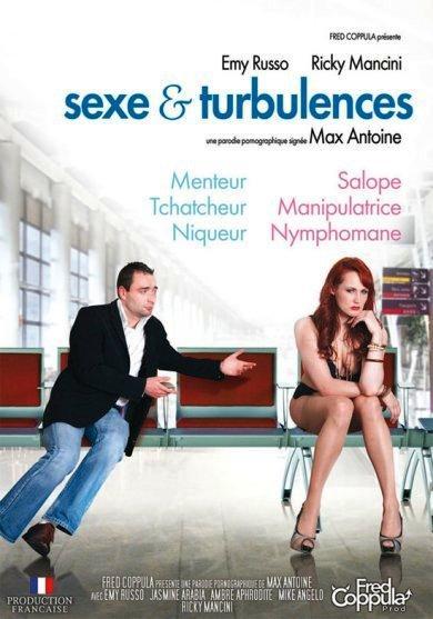 Sexe & Turbulences Cover