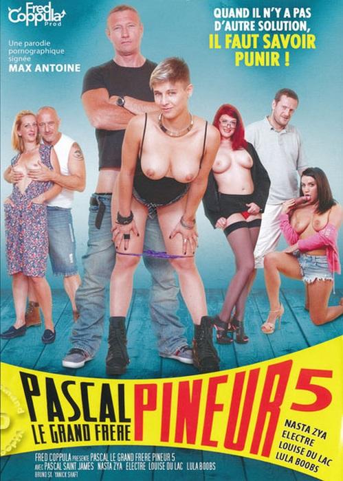 Pascal Le Grand Frere Pineur 5 (HD Rip 720p) Cover