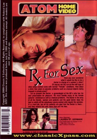 RX For Sex