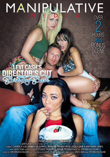 Levi Cash's Directors Cut Birthday Bash