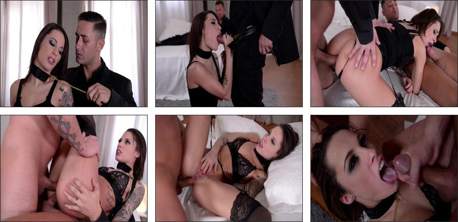 Naughty 3somes: Sex and Submission, Scene 3