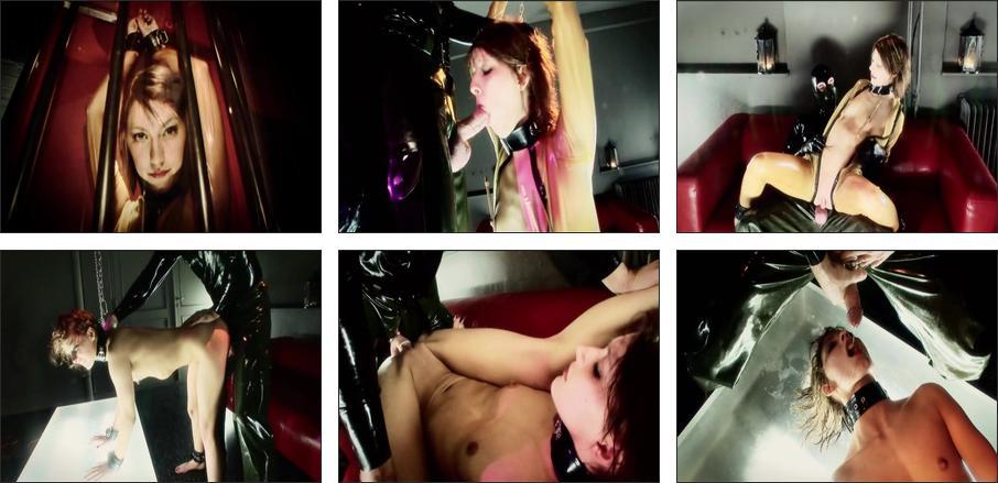 The Violation Of Elvira, Scene 2