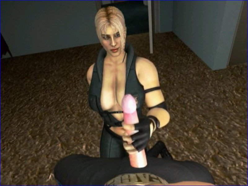 3D 5698 Jonny Cage Fun Day