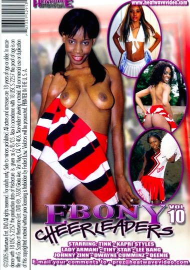 Ebony Cheerleaders #10