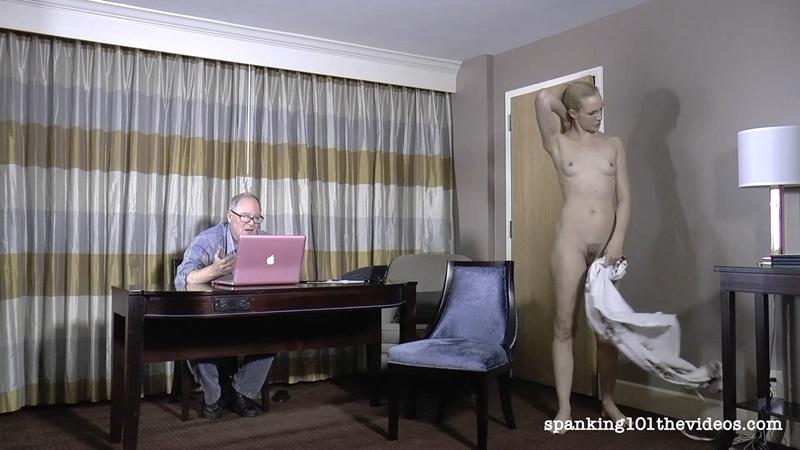 Amelia's Nude Spankings Part 1 - Spanking101thevideos