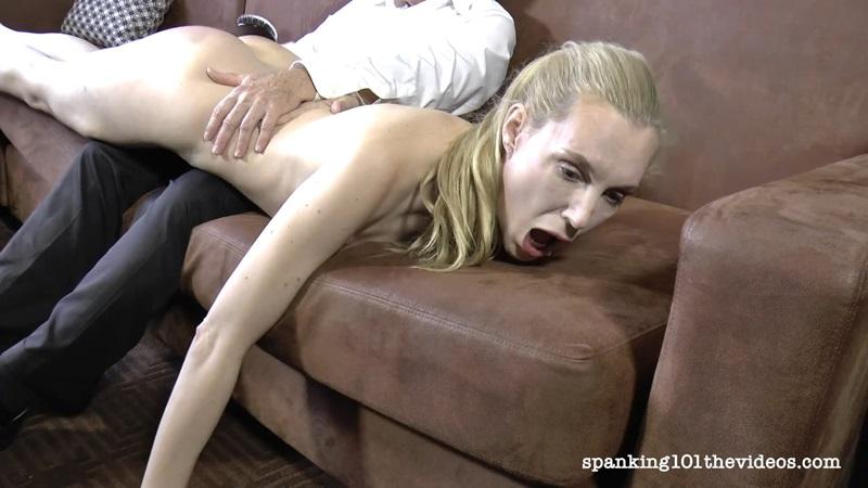 Amelia's Nude Spankings Part 3 - Spanking101thevideos