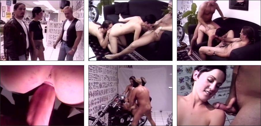 Freaky Biker Sluts, Scene 4