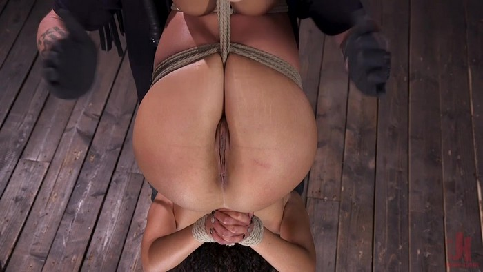 Liv Revamped - Sexy Latina Liv Revamped Captured and Tormented in Grueling Bondage (2018 / HD 720p)