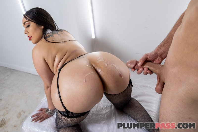 Alycia Starr - Glammed And Banged - PlumperPass - FullHD 1080p