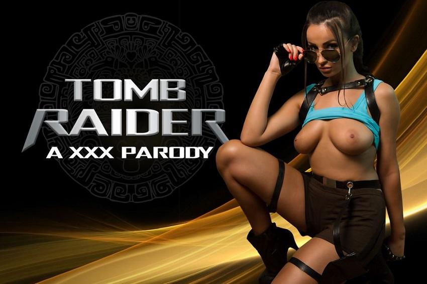 Tomb Raider A XXX Parody, Alyssia Kent, Sep 14, 2018, 3d vr porno, HQ 1920p