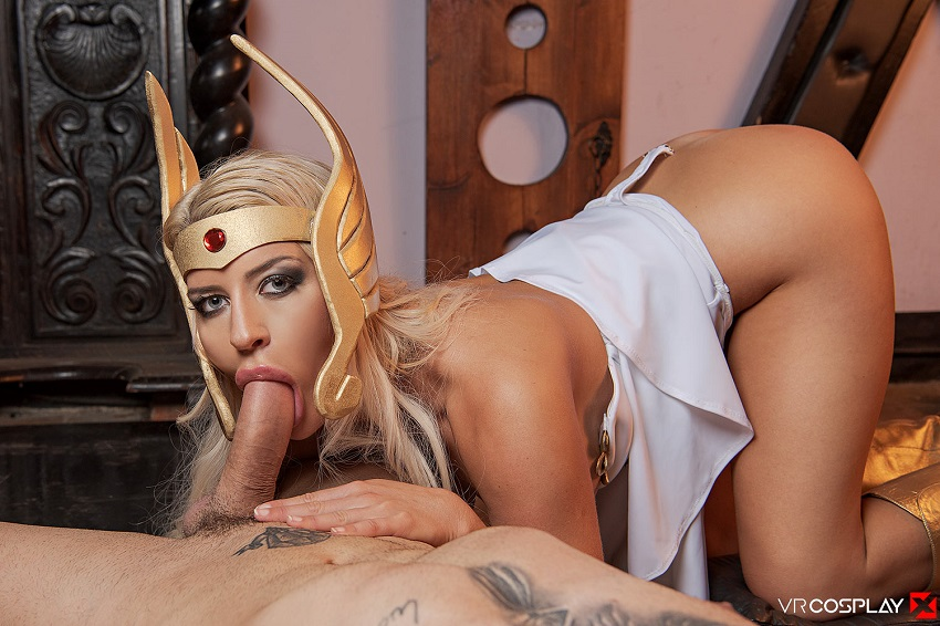 She-Ra A XXX Parody, Sienna Day, Sep 21, 2018, 3d vr porno, HQ 1920p