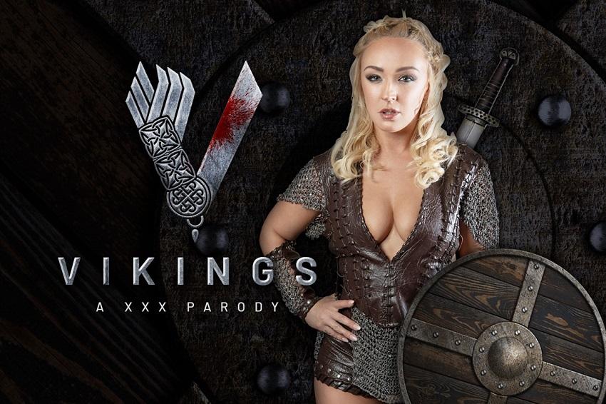Vikings A XXX Parody, Amber Deen, Nov 24, 2018, 3d vr porno, HQ 1920p