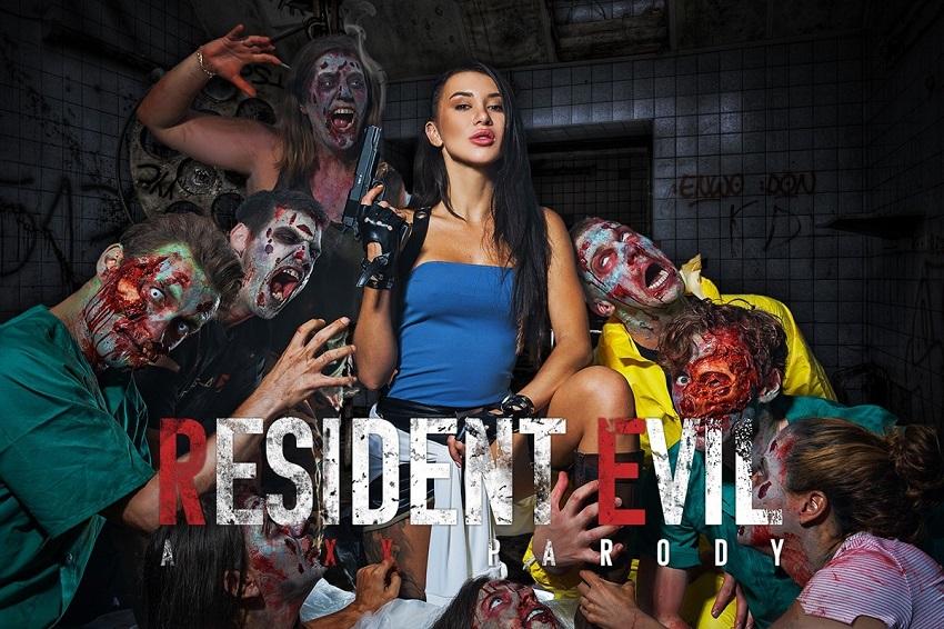 Resident Evil A XXX Parody, Katrin Tequila, Oct 27, 2018, 3d vr porno, HQ 1920p