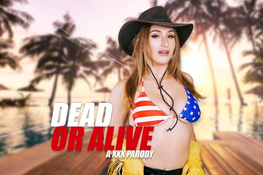 Dead or Alive A XXX Parody, Skylar Snow, Oct 5, 2018, 3d vr porno, HQ 1920p