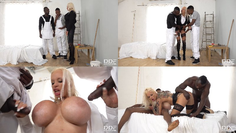 Sophie Anderson - Black Dick Cravings - Only Blowjob - FullHD 1080p