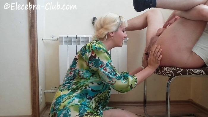 Elecebra - My new portion of shit from your ass (FullHD 1080p)
