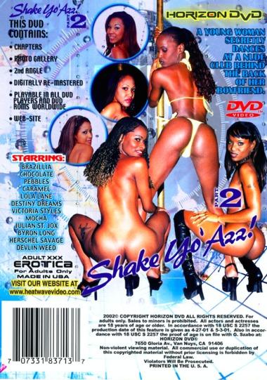 Shake Yo' Azz! #2
