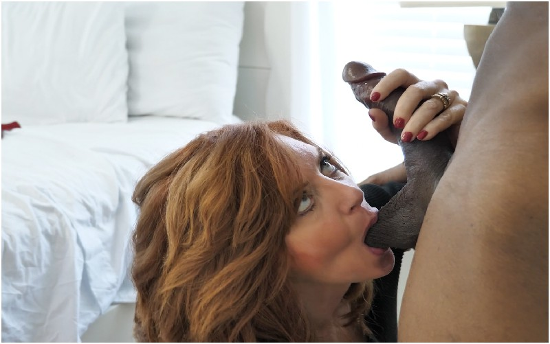 Andi James - Riding The Black Thunder - Mature Nl - FullHD 1080p