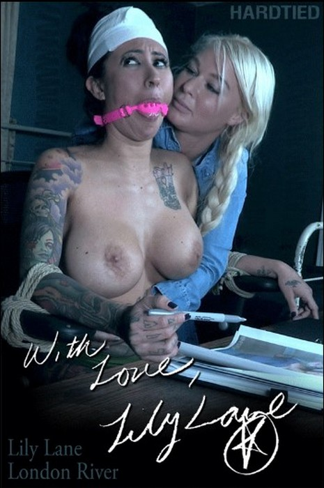 Lily Lane and London River - With Love, Lily Lane