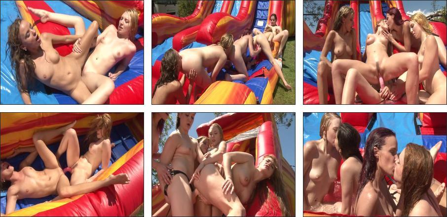 Worlds Hottest Lesbians #4, Scene 3