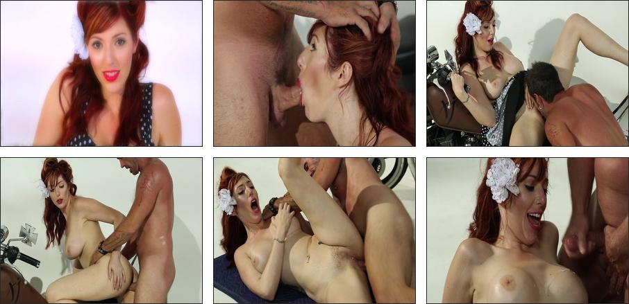 Lauren Phillips Unleashed, Scene 3