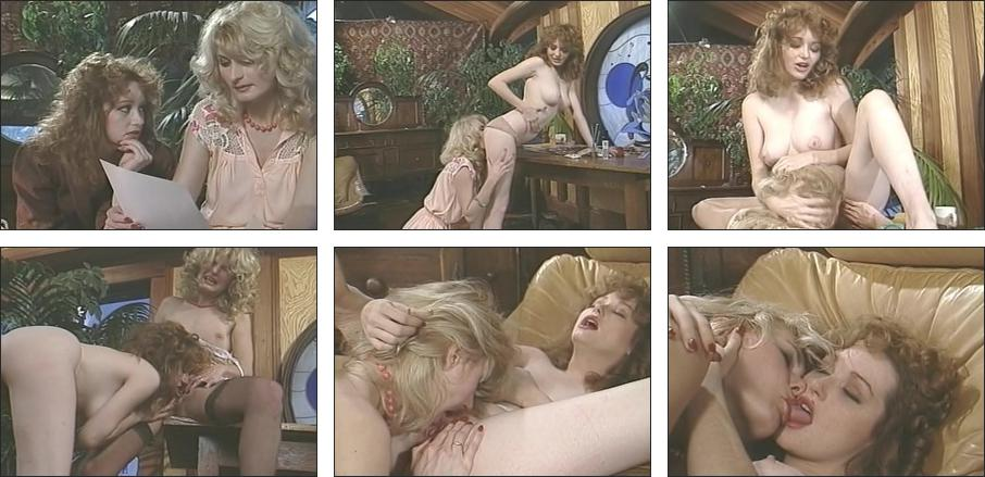 The Golden Age Of Porn: Jacqueline Lorians, Scene 1